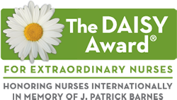 El Premio DAISY para Enfermeras Extraordinarias