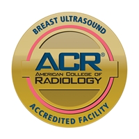 American College of Radiology Breast Ultrasound Accreditation Seal