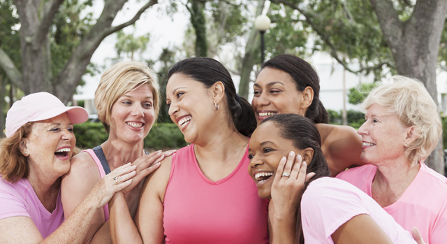 Cinco de Mammo Breast Cancer Awareness Week
