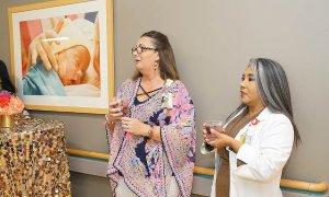 Birthing Center VIP Reception