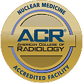 Gold Seal for Nuclear Medicine Accredited Facility